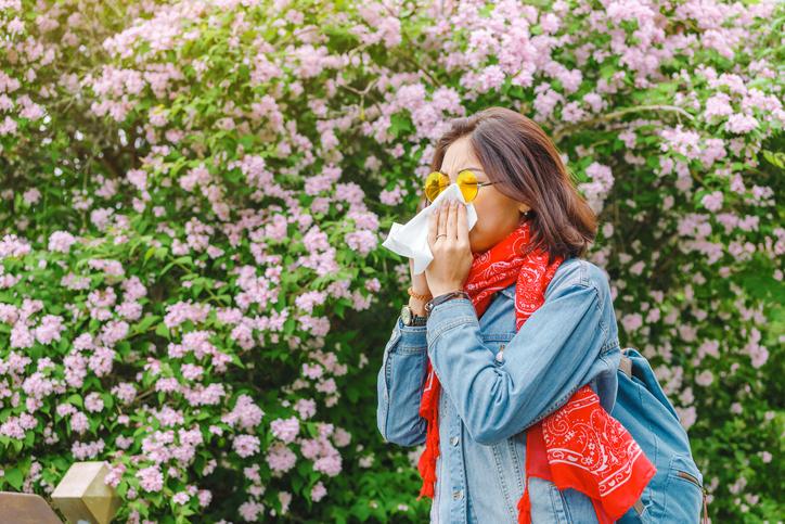 Allergies et difficulté à respirer quelles solutions