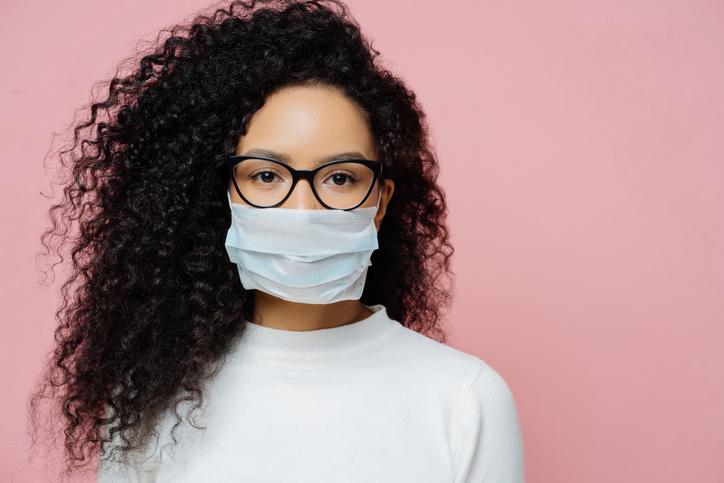Comment respirer avec un masque chirurgical ou en tissu