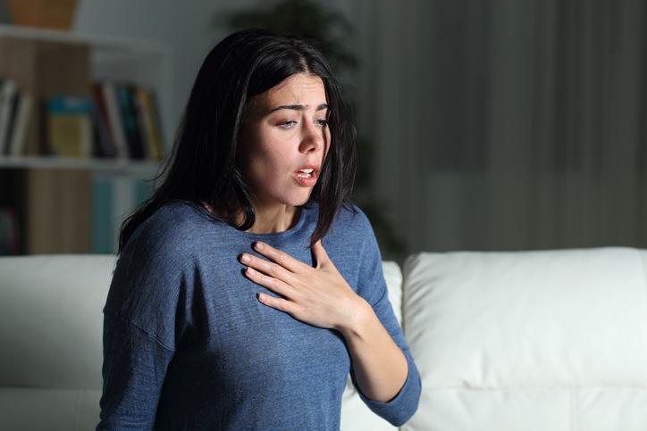 Crise d'angoisse et problème de respiration que faire