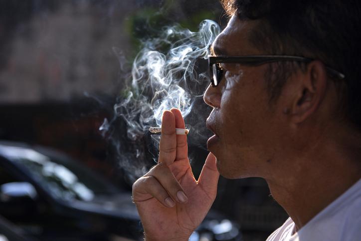 Tabagisme et maladies respiratoires