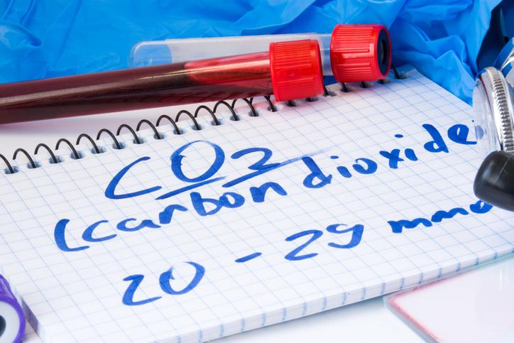 Trop de gaz carbonique (CO2) dans le sang quel traitement naturel